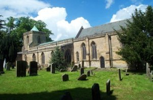 Morpeth Parish Church of St Mary the Virgin